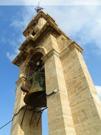 Valencia, Spain, photo diary - Valencia Cathedral bell tower.