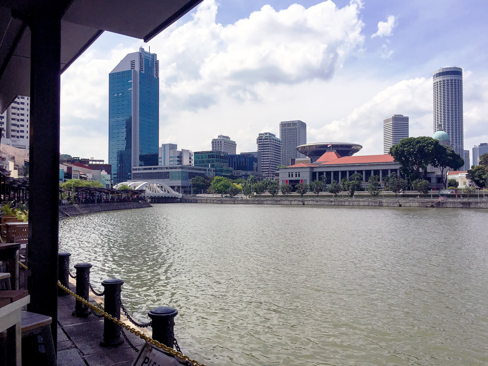 Singapore: Boat Quay Facts - Tily Travels