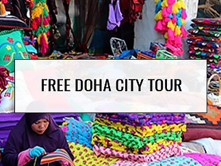 Most Popular - Travel: Qatar Airways Free Doha City Tour - Doha, Qatar