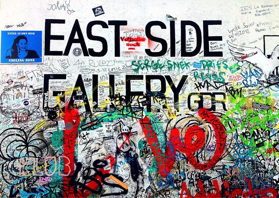 Berlin East Side Gallery Tily Travels