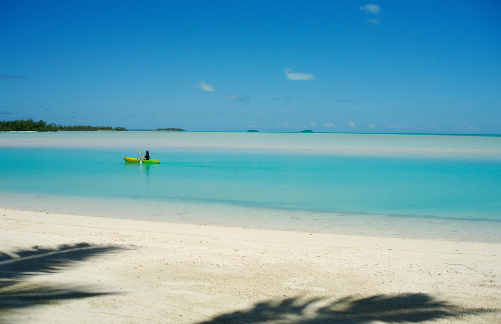 Leaving New York: 3 Hip Vacay Spots to Energize Your Soul - Akitua, Aitutaki, Cook Islands.