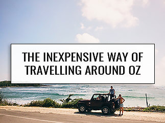 The inexpensive way to travel around Australia