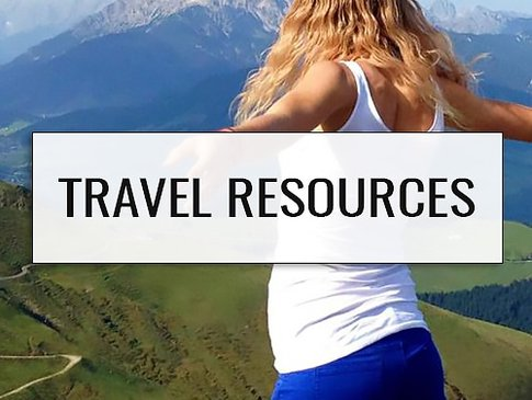 Travel Resources banner