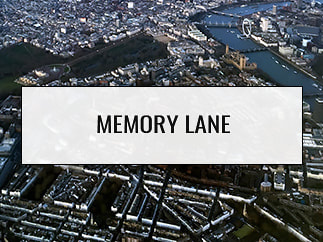 Memory Lane, London, England