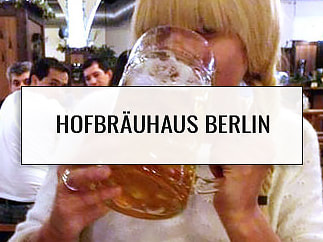 Hofbrauhaus, Berlin, Germany