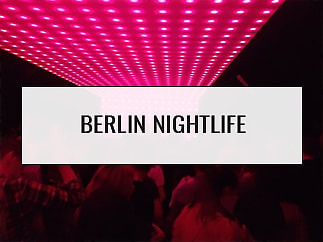 Nightlife in Berlin, Germany