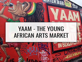 YAAM, the Young African Arts Market