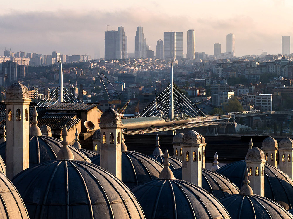 7 Places That Everyone Must Visit in Turkey. Istanbul.