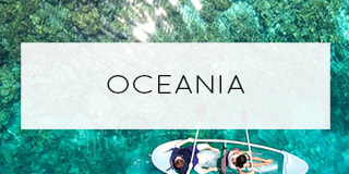 Oceania/ Australia travel category