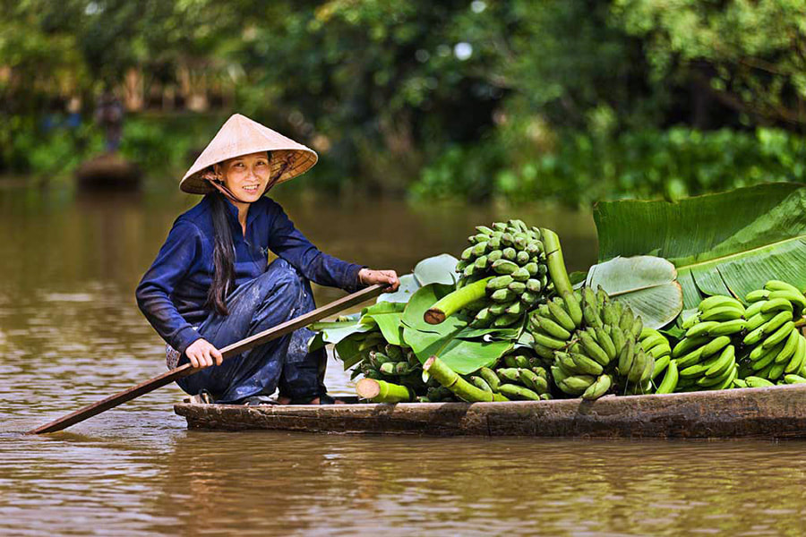 Perfect Destinations in Vietnam for a Family Travelling with Kids - Part 2 - Mekong Delta.
