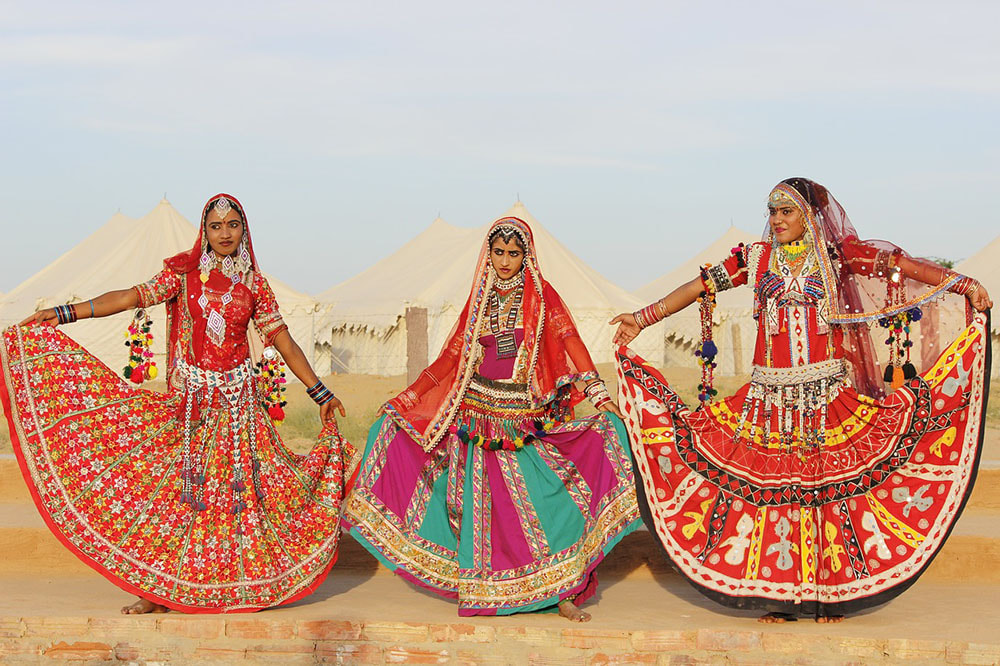 Rajasthan Folk Dance: Famous for its Tradition and Rich Culture