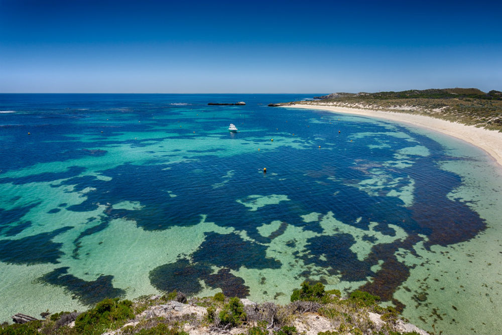 4 Incredible Islands to Visit in Australia - Rottnest island, Western Australia, Australia.