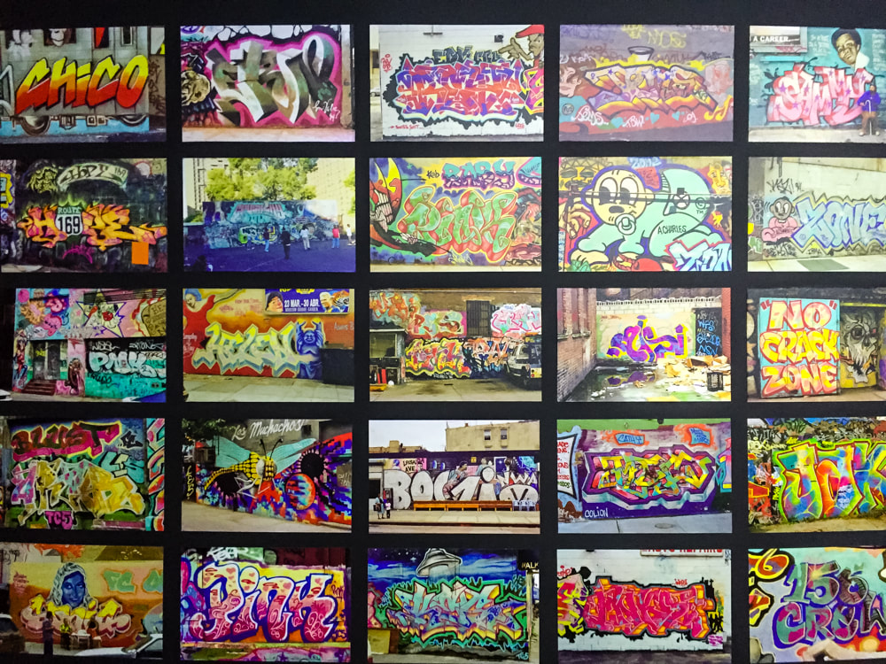 Singapore: Art From The Streets Exhibition at the ArtScience Museum - Various Artists.