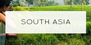 South Asia Banner