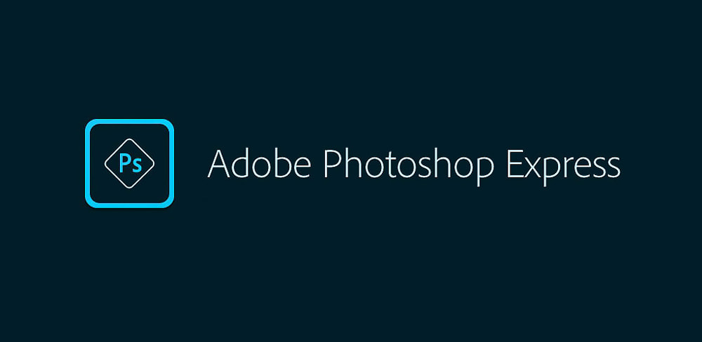Adobe Photoshop Express banner
